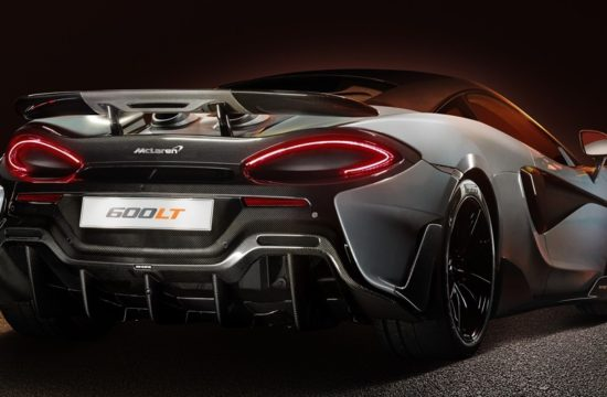 McLaren 600LT Chicane Grey image04 550x360 at 2019 McLaren 600LT Is the Latest Long Tail Mac