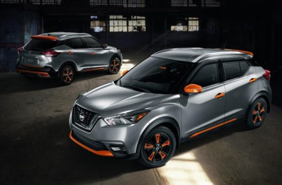 at Nissan Kicks Color Studio Personalization Options