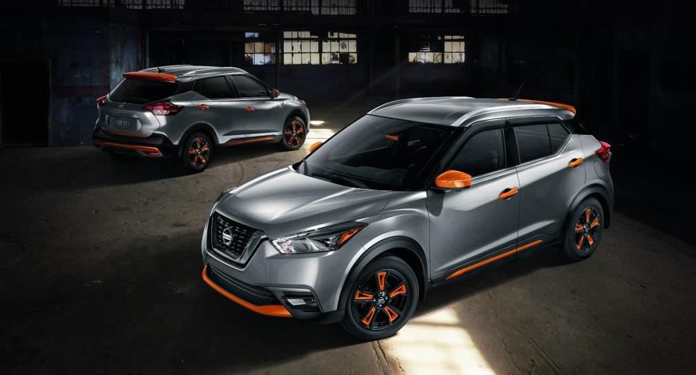 Nissan Kicks Color Studio Personalization Options