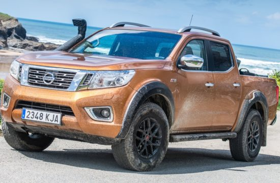 Nissan Navara OFF ROADER AT32  550x360 at Nissan Navara Off Roader AT32 by Arctic Trucks