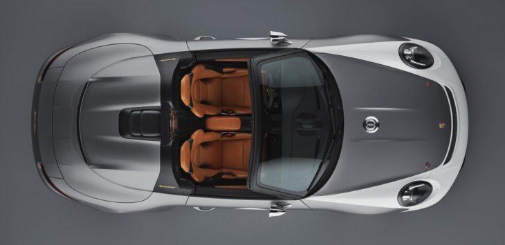 Porsche 911 Speedster Concept 7 730x355 at Porsche 911 Speedster Concept Is a 70th Anniversary Special