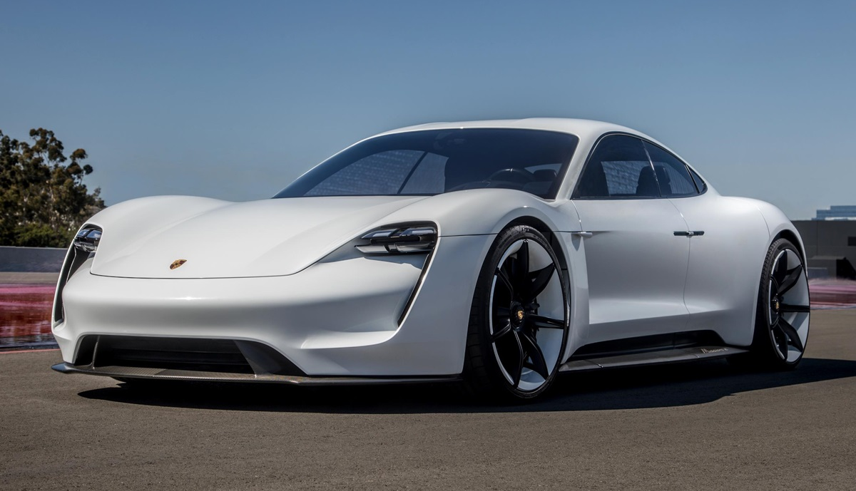 Porsche Taycan Is The Official Name Of The Mission E