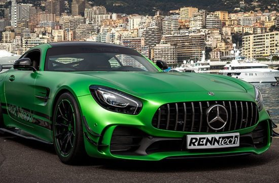 RENNtech Mercedes AMG GT R 1 550x360 at Latest RENNtech Mercedes AMG GT R Packs 825 hp