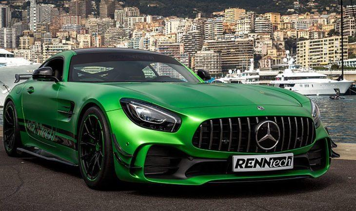 RENNtech Mercedes AMG GT R 1 730x433 at Latest RENNtech Mercedes AMG GT R Packs 825 hp
