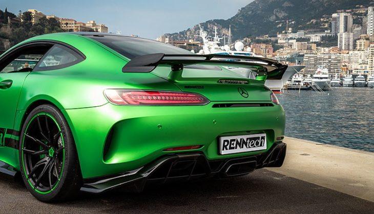 RENNtech Mercedes AMG GT R 6 730x417 at Latest RENNtech Mercedes AMG GT R Packs 825 hp