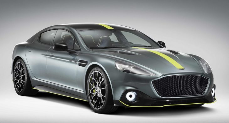 Rapide AMR 02 730x393 at Aston Martin Rapide AMR Revealed in Production Trim