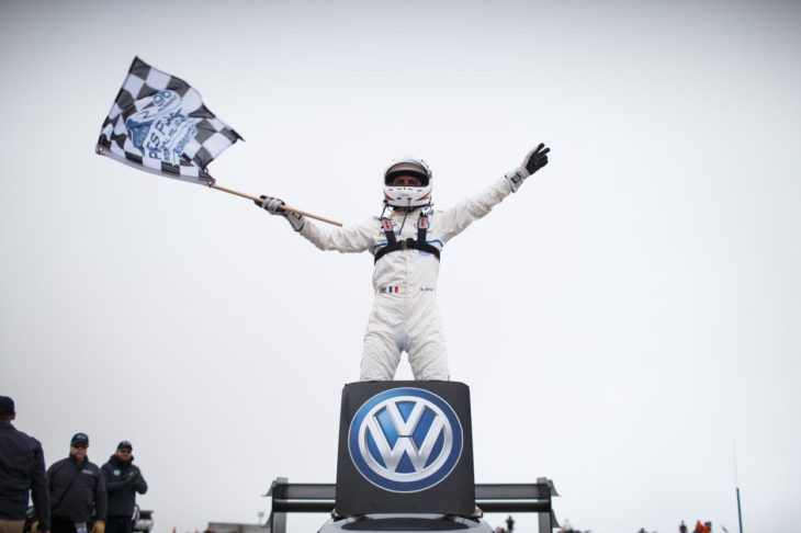 VW I.D. R Sets New Pikes Peak Record 2 730x486 at Its Done it! VW I.D. R Sets New Pikes Peak Record