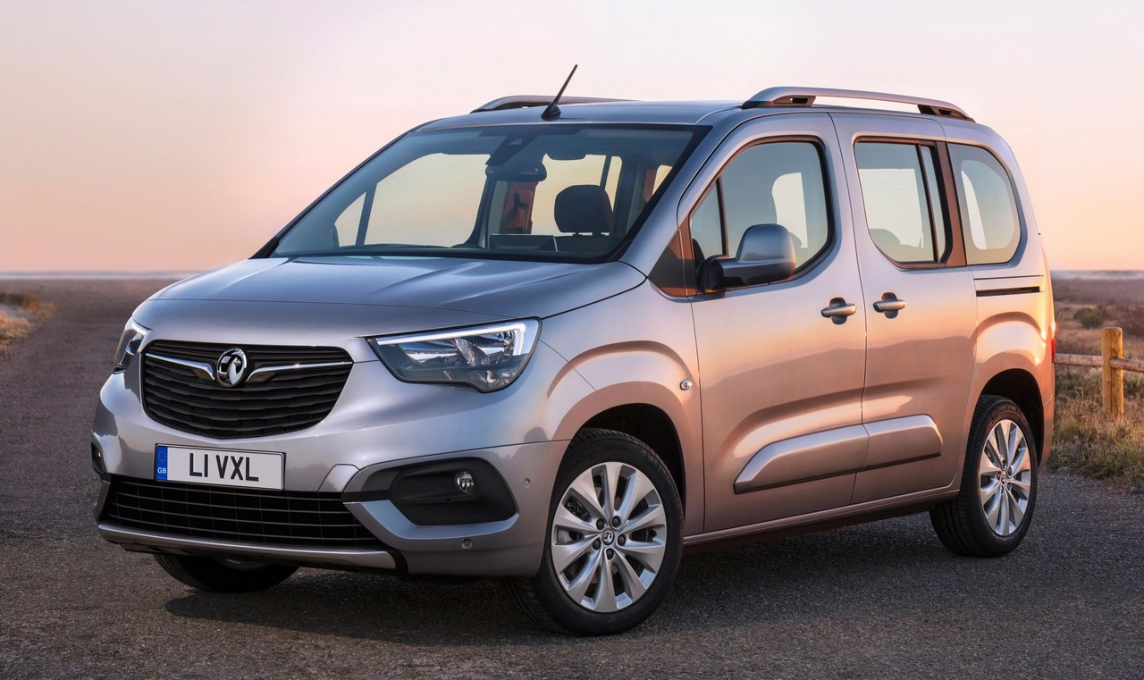 2019 vauxhall combo life pricing and specs. Black Bedroom Furniture Sets. Home Design Ideas