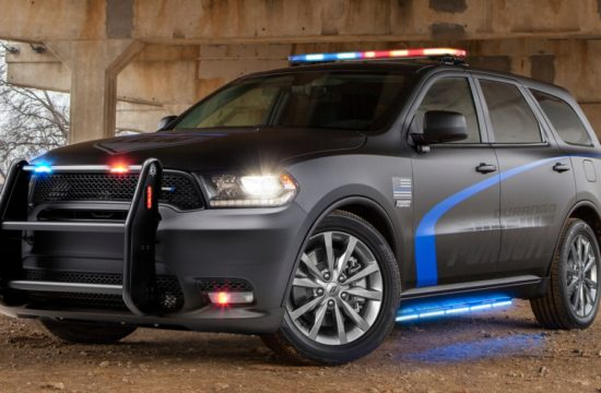 dodge durango pursuit 2019 550x360 at 2019 Dodge Durango Pursuit Debuts in New Orleans