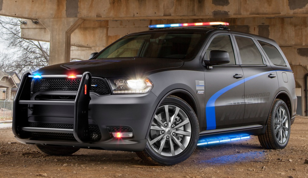 Nissan New Orleans >> 2019 Dodge Durango Pursuit Debuts in New Orleans