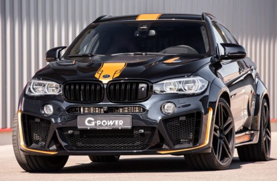 g power x6 m typhoon 1 550x360 at Latest G Power BMW X6M TYPHOON Is an Orange Accented Beast