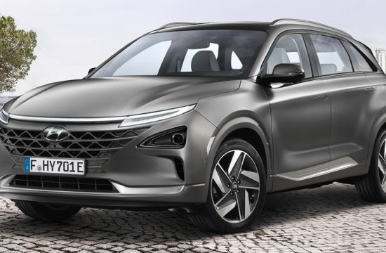 hyundai nexo FCEV 550x360 at Hyundai and Audi Partner Up for Fuel Cell Development