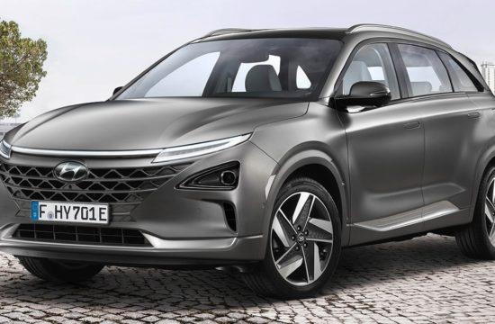 hyundai nexo FCEV 550x360 at Hyundai and Audi Partner Up for Fuel Cell Development