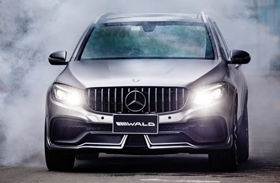 wald glc x253 bb 006 550x360 at Wald Mercedes GLC Class Black Bison Kit Revealed