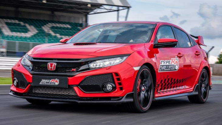 134329 Three in three for Type R British Touring Car champion Matt Neal takes 730x411 at 2018 Honda Civic Type R Bags Another Record   This Time Silverstone