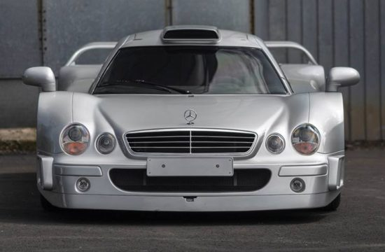 1998 Mercedes Benz AMG CLK GTR 1 550x360 at Ultra Rare, Ultra Clean Mercedes CLK GTR Headed for Monterey Auction