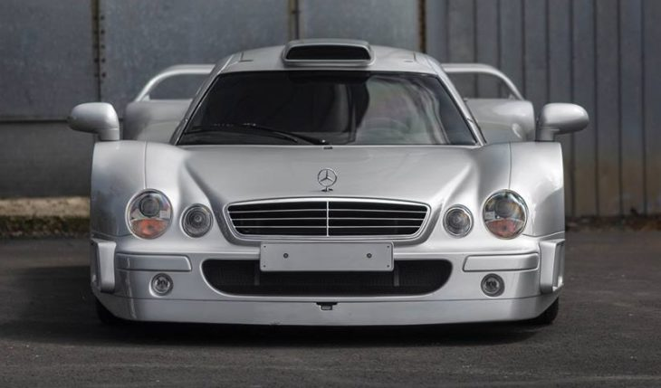 1998 Mercedes Benz AMG CLK GTR 1 730x429 at Ultra Rare, Ultra Clean Mercedes CLK GTR Headed for Monterey Auction