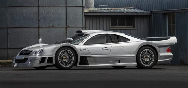 1998 Mercedes Benz AMG CLK GTR 10 730x342 at Ultra Rare, Ultra Clean Mercedes CLK GTR Headed for Monterey Auction