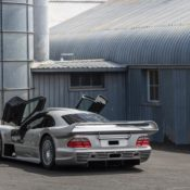 1998 Mercedes Benz AMG CLK GTR 2 175x175 at Ultra Rare, Ultra Clean Mercedes CLK GTR Headed for Monterey Auction