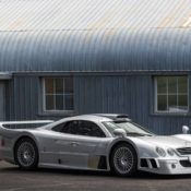 1998 Mercedes Benz AMG CLK GTR 3 175x175 at Ultra Rare, Ultra Clean Mercedes CLK GTR Headed for Monterey Auction