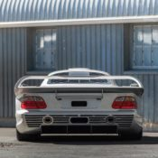 1998 Mercedes Benz AMG CLK GTR 4 175x175 at Ultra Rare, Ultra Clean Mercedes CLK GTR Headed for Monterey Auction
