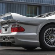 1998 Mercedes Benz AMG CLK GTR 5 175x175 at Ultra Rare, Ultra Clean Mercedes CLK GTR Headed for Monterey Auction
