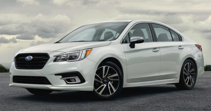19MY Legacy 2 730x386 at 2019 Subaru Legacy and Outback Get Their MSRPs