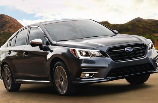 19MY Legacy 5 550x360 at 2019 Subaru Legacy and Outback Get Their MSRPs