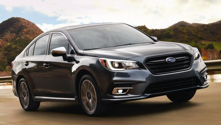 19MY Legacy 5 730x412 at 2019 Subaru Legacy and Outback Get Their MSRPs