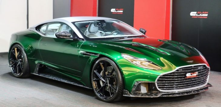Aston Martin Dbs Superleggera Mansory Supercars Gallery