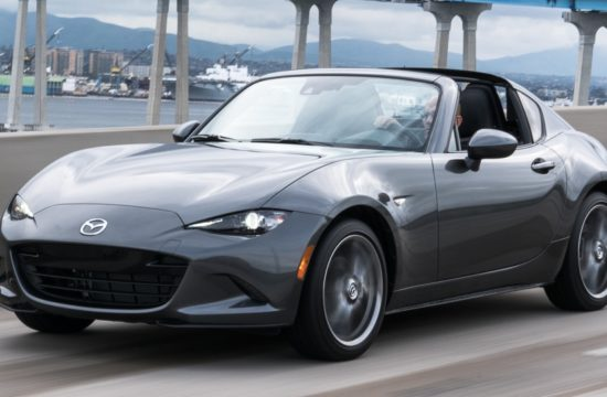 2017 Mazda MX 5 Miata RF 84 550x360 at 2019 Mazda MX 5 Miata RF   Pricing and Specs