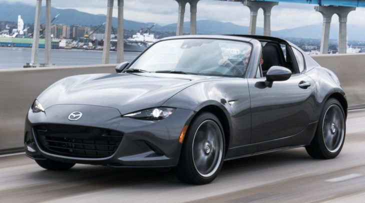 2017 Mazda MX 5 Miata RF 84 730x406 at 2019 Mazda MX 5 Miata RF   Pricing and Specs