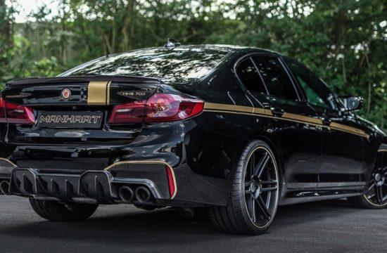 2018 bmw m5 by manhart 3 550x360 at Manhart BMW M5 F90 Is One Mean Saloon
