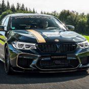 2018 bmw m5 by manhart 8 175x175 at Manhart BMW M5 F90 Is One Mean Saloon