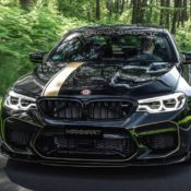 2018 bmw m5 by manhart 9 175x175 at Manhart BMW M5 F90 Is One Mean Saloon