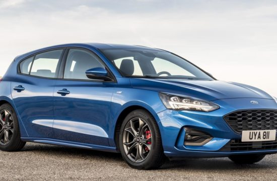 2018 FORD FOCUS DRIVE ST LINE  01 550x360 at 2019 Ford Focus Euro NCAP Rating Revealed