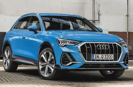 2019 Audi Q3 1 550x360 at 2019 Audi Q3 Unveiled with Grown Up Looks and Features