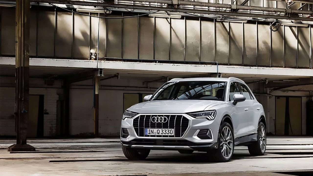 2019 audi q3 unveiled with grown up looks and features. Black Bedroom Furniture Sets. Home Design Ideas