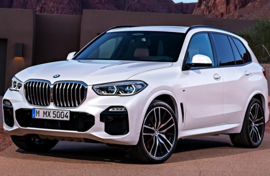 2019 BMW X5 MSRP 550x360 at 2019 BMW X5 MSRP Revealed   from $60,700