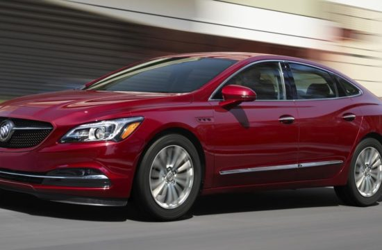 2019 Buick LaCrosse Sport Touring 012 550x360 at 2019 Buick LaCrosse Sport Touring Joins the Lineup