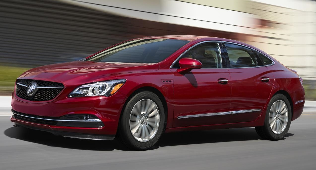 2019 buick lacrosse sport touring joins the lineup. Black Bedroom Furniture Sets. Home Design Ideas