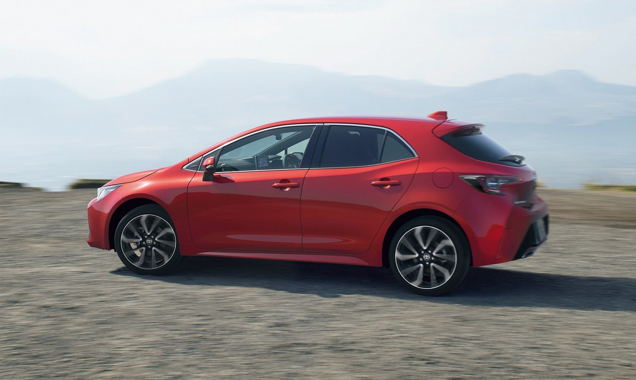 2019 Toyota Corolla Sport Is Dubbed First-Gen Connected Car
