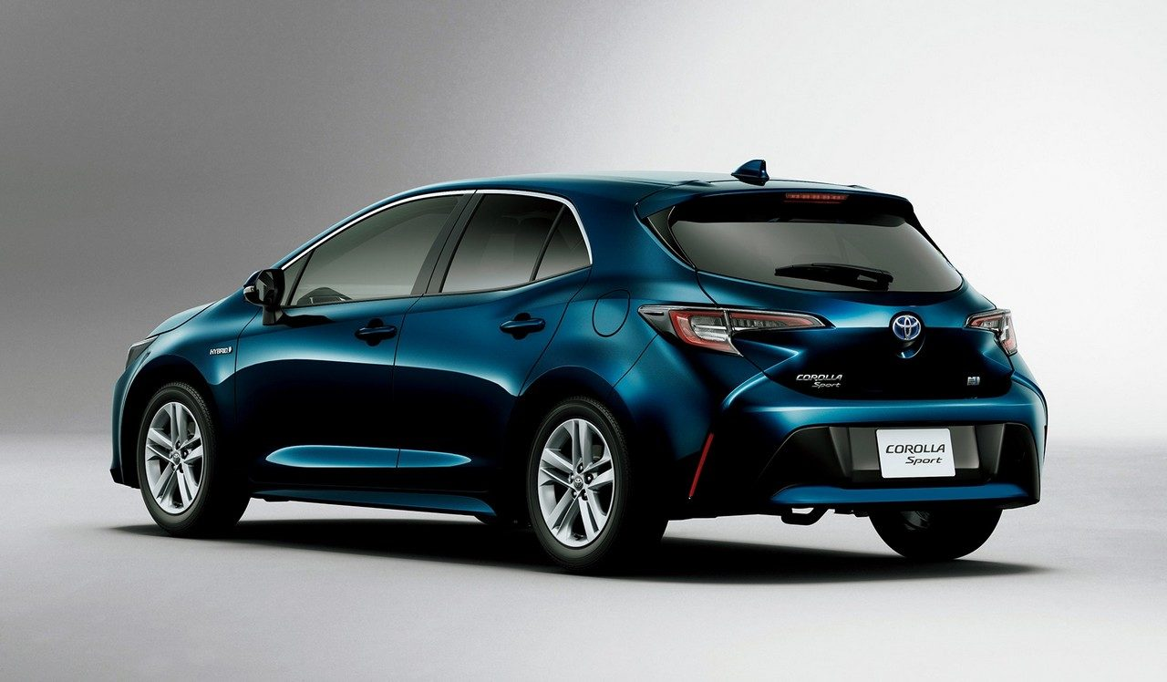 2019 toyota corolla sport is dubbed first gen connected car. Black Bedroom Furniture Sets. Home Design Ideas