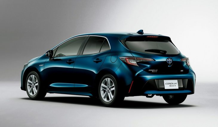 2019 Corolla Sport 12 730x427 at The 11 Best Selling Cars in the World Revealed