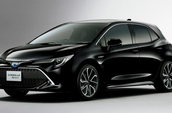 2019 Corolla Sport 2 550x360 at 2019 Toyota Corolla Sport Is Dubbed First Gen Connected Car