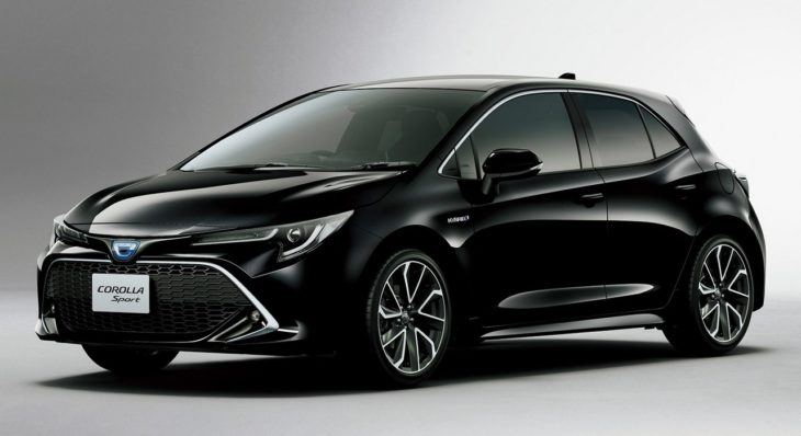 2019 Corolla Sport 2 730x398 at 2019 Toyota Corolla Sport Is Dubbed First Gen Connected Car