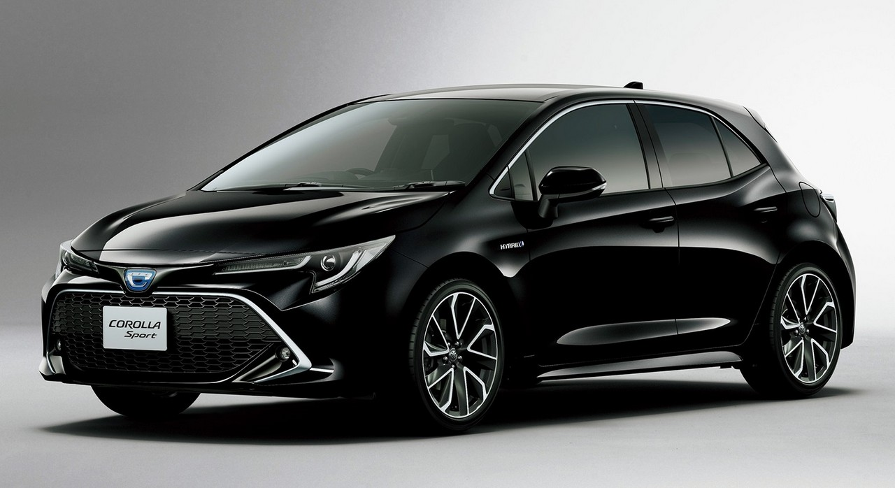 2019 Toyota Corolla Sport Is Dubbed First Gen Connected Car