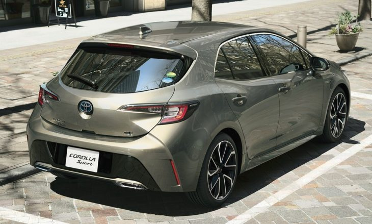 2019 Corolla Sport 4 730x439 at 2019 Toyota Corolla Sport Is Dubbed First Gen Connected Car