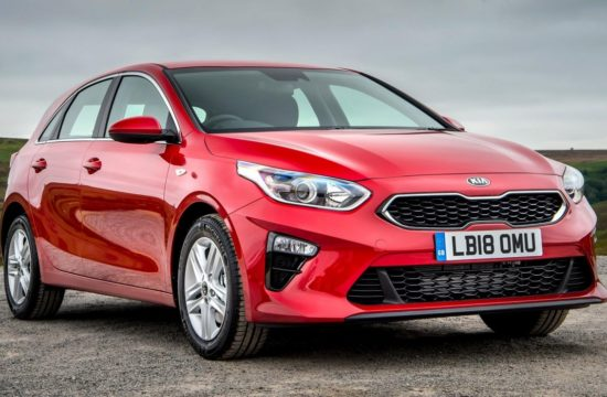 2019 Kia Ceed 1 550x360 at 2019 Kia Ceed Starts from £18,295 in the UK