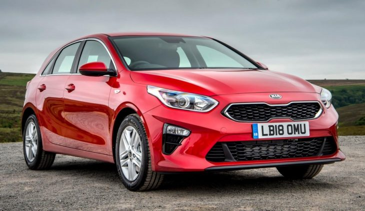 2019 Kia Ceed 1 730x423 at 2019 Kia Ceed Starts from £18,295 in the UK